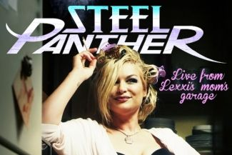 STEEL PANTHER unplugged za live album