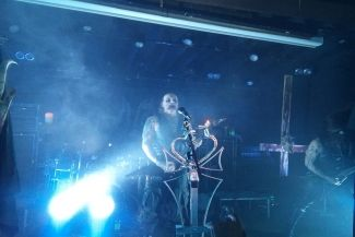 BELPHEGOR, SUFFOCATION, HATE, CARNIFLIATE – Zagreb, Močvara 7.3.2019.