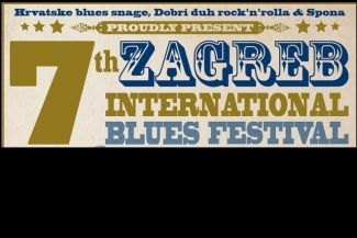 7th ZAGREB INTERNATIONALl BLUES FESTIVAL - 26. - 30.4.2016.