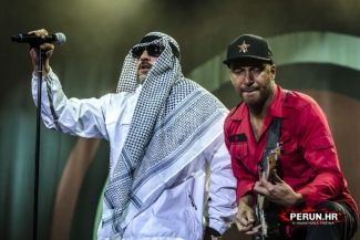 PROPHETS OF RAGE, HOUSE OF PAIN, SKINDRED - Zagreb, SRC Šalata, 26.06.2017.