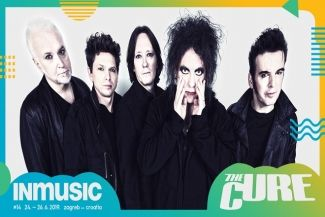 THE CURE stižu na exit 2019.