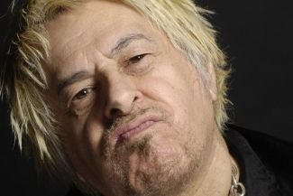 CHARLIE HARPER (UK SUBS):