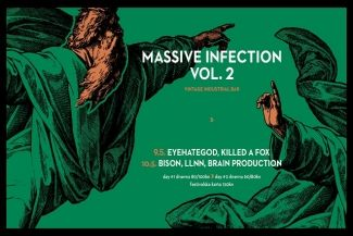 Najavljena imena 2. Massive Infection Festa