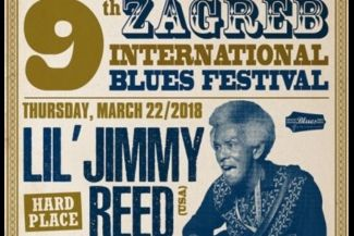 Pred nama je 9th Zagreb International Blues Festival