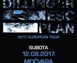 THE DILLINGER ESCAPE PLAN u Močvari 12.08.2017.
