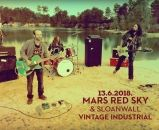 MARS RED SKY, Sloanwall - Zagreb. Vintage Industrial Bar, 13.06.2018.