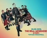 THE REAL MCKENZIES & OGENJ, 28.08.2018., Vintage Industrial Bar, Zagreb