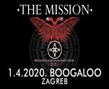 THE MISSION, 01.04.2020., Boogaloo, Zagreb
