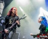 ARCH ENEMY, divideD - Budapest, Barba Negra Track, 17.08.2016. - galerija