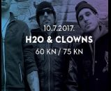 H2O + Clowns u Vintage Industrial Bar-u 10.07.2017.