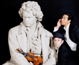 IGUDESMAN & JOO: AND NOW BEETHOVEN - Zagreb, Lisinski, 17.11.2020.