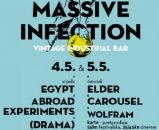 MASSIVE INFECTION FESTIVAL u Vintage Industrial Baru 04. - 05.05.2016. - osvoji ulaznicu!