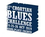 CROATIAN BLUES CHALLENGE - Zagreb, Hard Place, 24.-26.10.2019.
