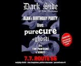 Dark Side Party uz koncert pureCURE i Ghosti, 07.07.2019., Route 66, Zagreb