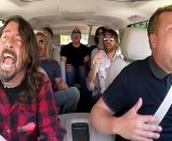 FOO FIGHTERSI zapjevali Carpool karaoke