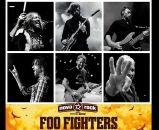 FOO FIGHTERS objavili datume europske turneje