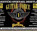 GUITAR FORCE ONE festival u Hard Placeu