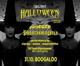 TWILIGHT HALLOWEEN PHANTASMAGORIA i pureCURE, 31.10.2020., Boogaloo, Zagreb