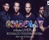 Coldplay tribute bend – LIVEPLAY 17.03.2018. u Boogaloo
