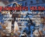 HEADBANGER'S HOLIDAY - Pula, Vallelunga, 5. – 9. 08.2020.