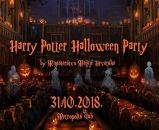 HARRY POTTER HALLOWEEN PARTY, 31.10.2018., Metropolis Klub, Zagreb