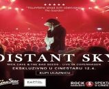 Osvoji ulaznicu za jedinu projekciju filma 'Distant Sky' o Nicku Caveu & The Bad Seeds