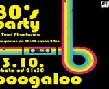 80's Party, 13.10.2018., Boogaloo, Zagreb