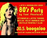 80's Party, 30.05.2020., Boogaloo, Zagreb