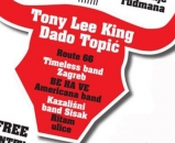 TONY LEE KING, DADO TOPIĆ, BE HA VE... (VG BRC FESTIVAL) - Velika Gorica, Tuđmanov park - 27. 06. 2020.