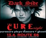 Dark Side The Cure night PURECURE + GHOSTI - Zagreb, Route 66,  13.04.2019.