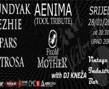 GOOD VIBRATIONS - AEnima (Tool Tribute) / Kundyak Mezhie / Pars Petrosa / From Another Mother - osvoji ulaznicu!