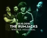 THE RUMJACKS, 10 Years Anniversary Tour, 30.10.2018. Vintage Industrial Bar, Zagreb