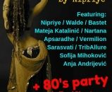 TRIBAL FUSION + 80'S PARTY, 24.11.2018., Route 66, Zagreb