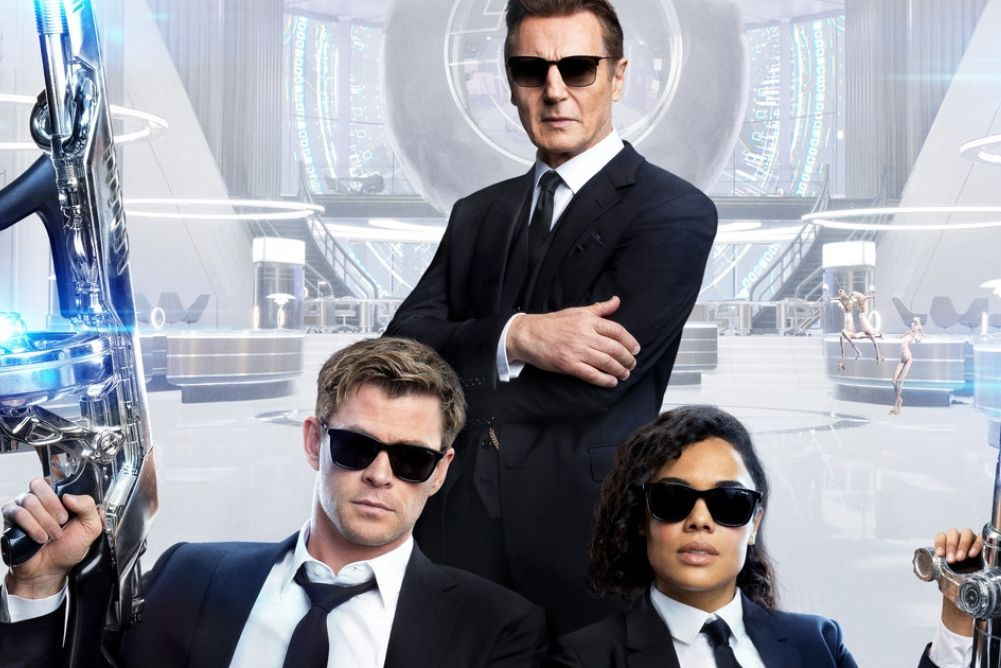 LJUDI U CRNOM: GLOBALNA PRIJETNJA (Men in Black: International)