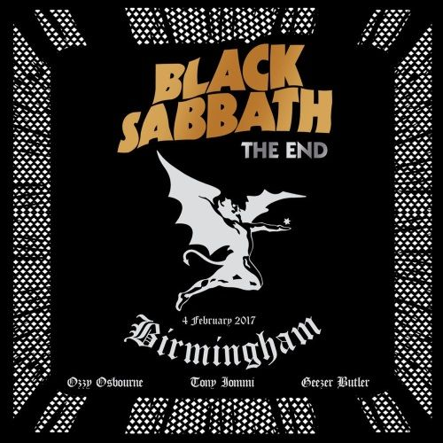 BLACK SABBATH - The End - 4 February 2017 Birmingham