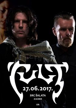 THE CULT na ŠRC Šalati 27.06.2017.