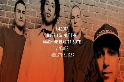 RAGE AGAINST THE MACHINE TRIBUTE u Vintage Industrial Bar-u 07.04.2017.