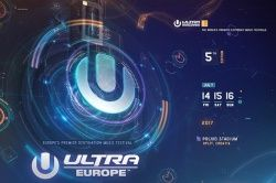 ULTRA EUROPE FESTIVAL - Split, Poljud, 14.-16.07.2017.