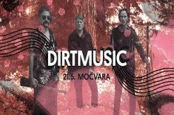 WORLD MUSIC KONCERT: DIRTMUSIC, 21.05.2018., Močvara, Zagreb