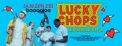 LUCKY CHOPS, 24.10.2019., Boogaloo, Zagreb