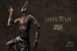 SHOKRAN + WINGS DENIED,18.09.2019., Kset, Zagreb