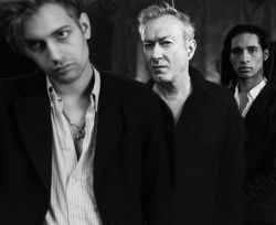 GANG OF FOUR u Tvornici kulture 10.09.2016.
