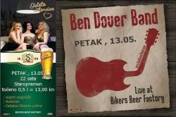 GELATO SISTERS & BEN DOVER uz Staropramen Party u Bikers Beer Factoryju 13.05.2016.
