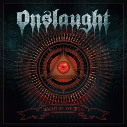 ONSLAUGHT - Generation Antichrist