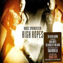 BRUCE SPRINGSTEEN - High Hopes - english
