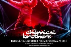 THE CHEMICAL BROTHERS - Zagreb, Dom Sportova, 12.10.2019.