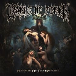 CRADLE OF FILTH - Hammer Of The Witches - english