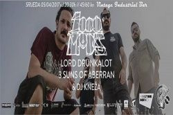 1000mods / Lord Drunkalot / 3 Suns of Aberran / GVs05 u Vintage Industrial Bar-u 05.04.2017.