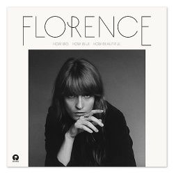 FLORENCE + THE MACHINE - How Big How Blue How Beautiful - english