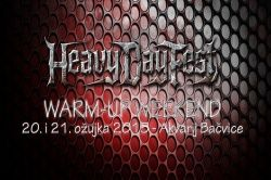 Heavy Day Fest Warm Up Weekend